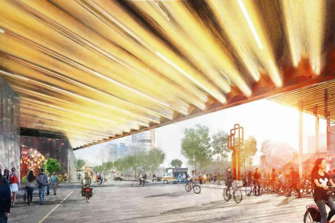 The Southbank Regeneration Project image
